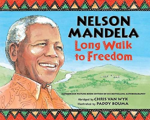 Nelson Mandela By Van Wyk, Chris/ Bouma, Paddy (ILT)